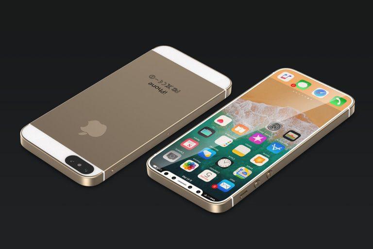 iPhone SE 2のコンセプト画像