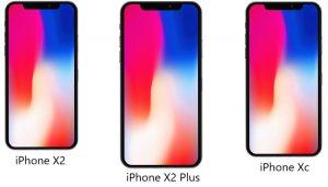 2018年のiPhone 予測画像