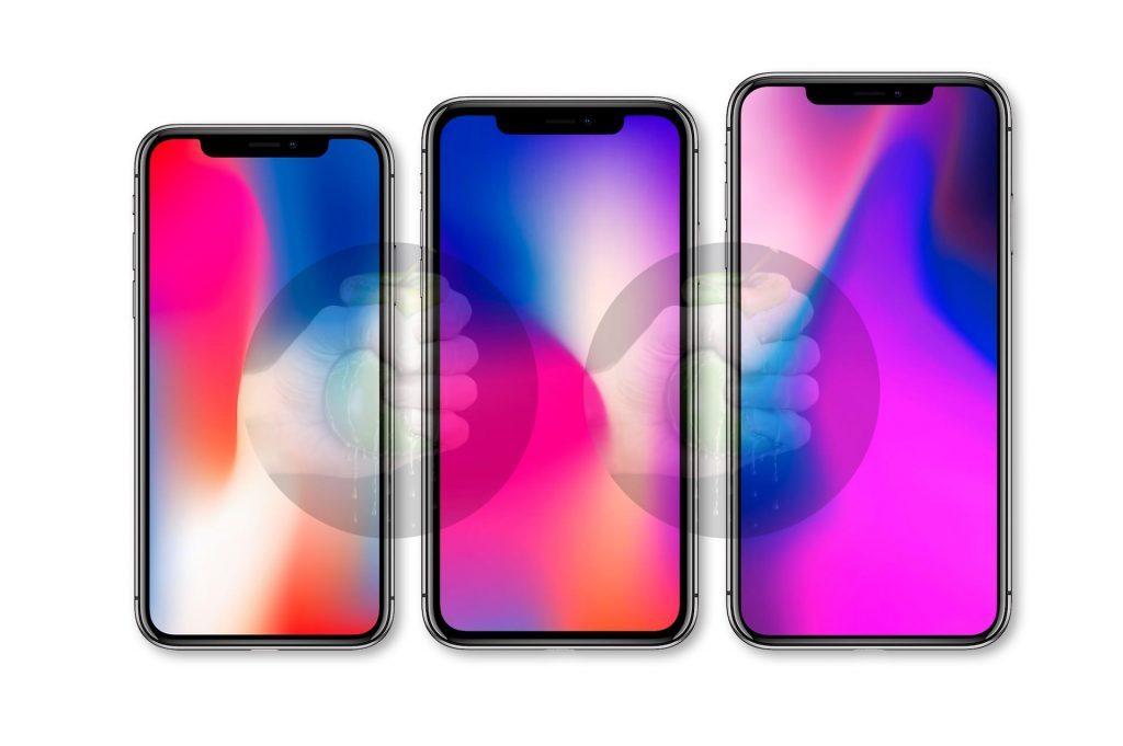 2018 iPhone 3 models
