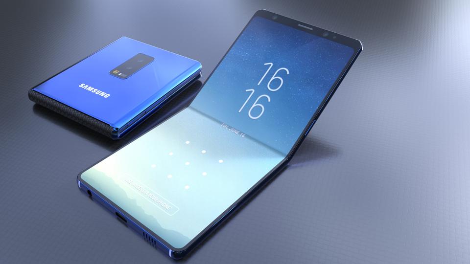 Galaxy X concept